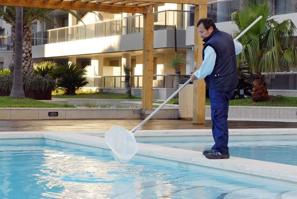 Limpieza en comunidades de propietarios