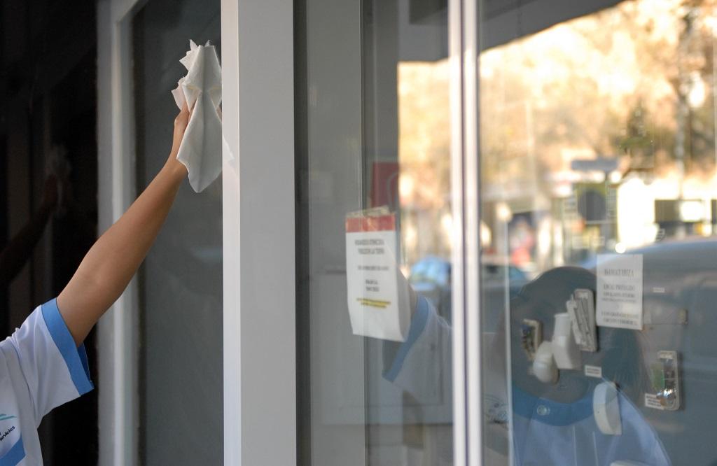 limpiar la casa contra el coronavirus