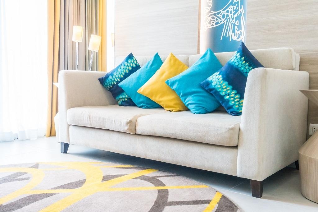 consejos para la limpieza de sofás
